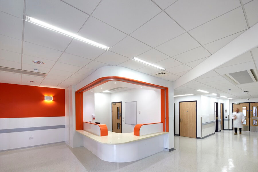 Jds Acoustics Acoustical Ceiling Wall Panel Installation