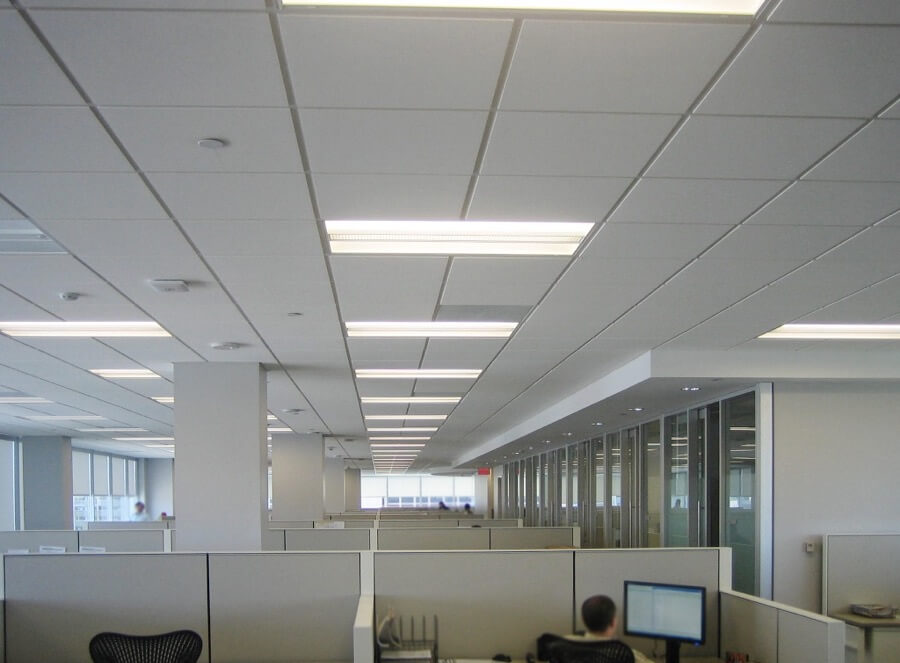 Acoustical Ceiling and Wall Panels