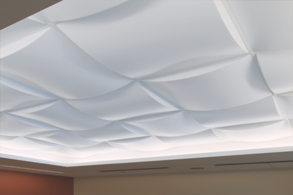 Acoustical Ceiling Clouds