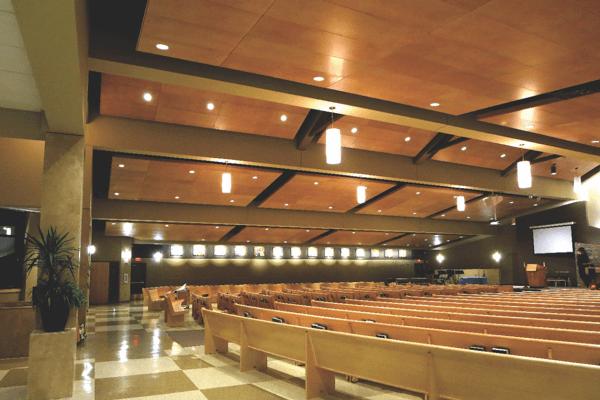 Specialty Metal Ceiling