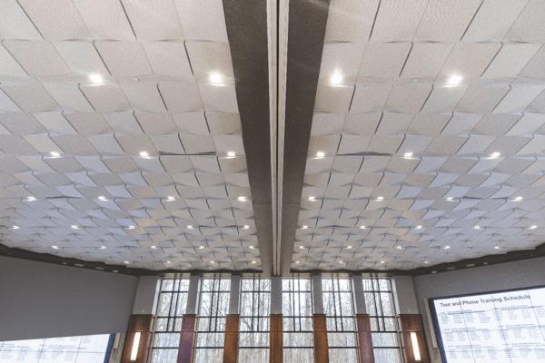 Specialty Metal Ceilings