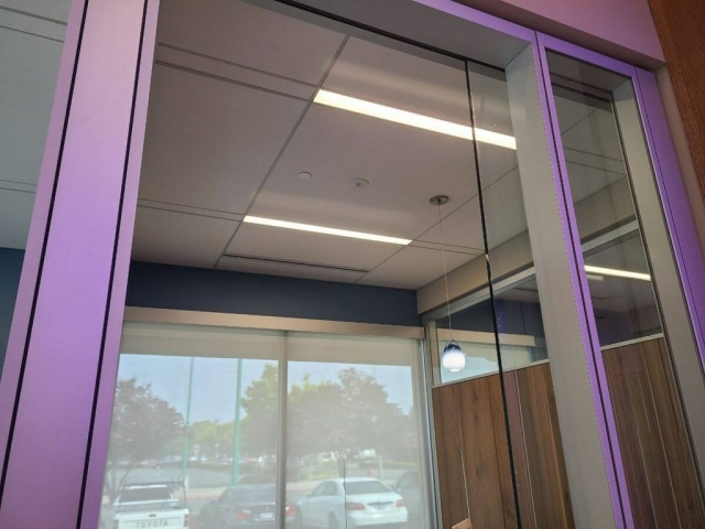 Acoustical Ceilings For Banks 1