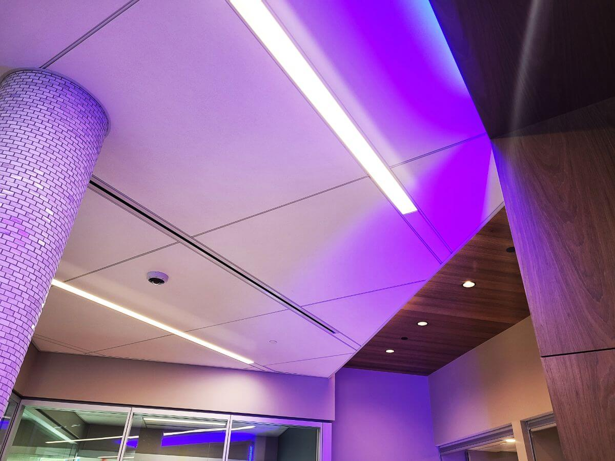 Acoustical Ceilings For Banks 12