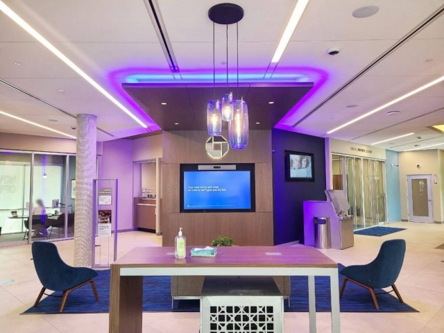 Acoustical Ceilings For Banks 2