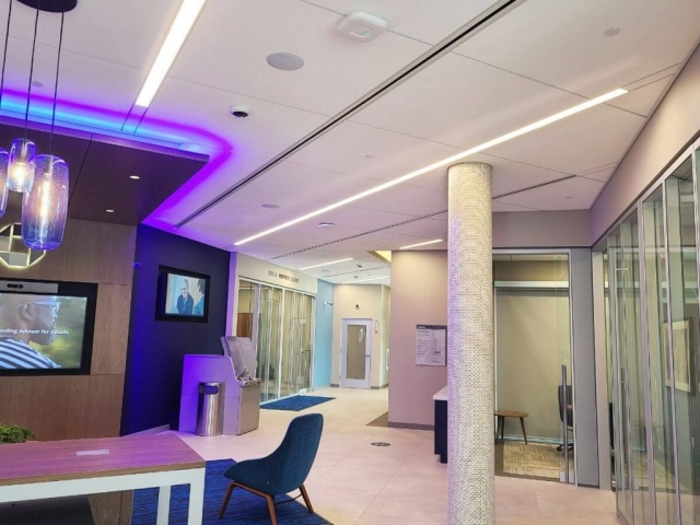 Acoustical Ceilings For Banks 3