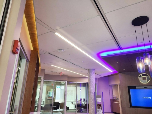 Acoustical Ceilings For Banks 4