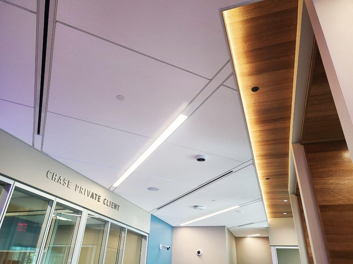 Acoustical Ceilings For Banks 5