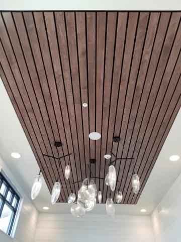 Wood Acoustical Ceilings